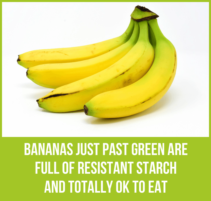 Banana Resistant Starch