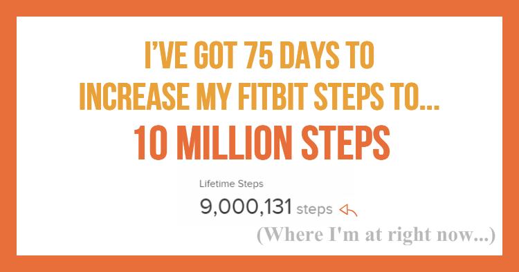 Step Fitbit