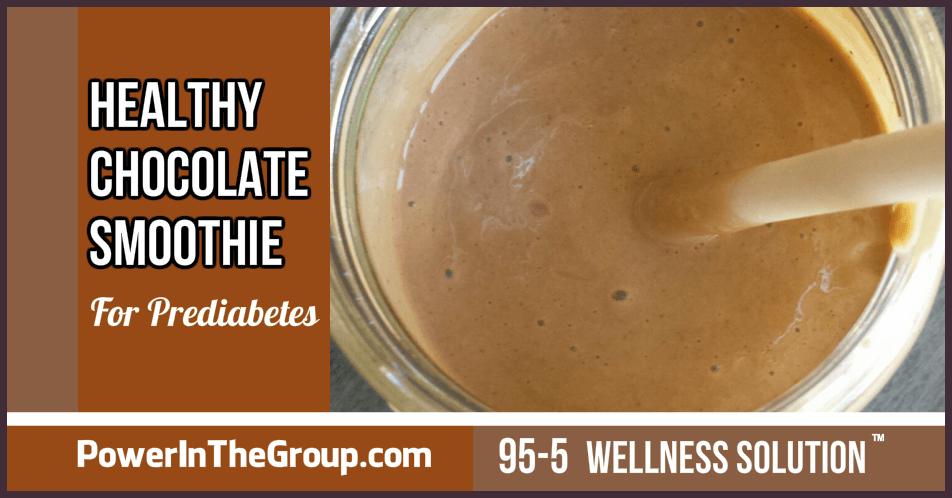 Smoothie Recipe for Prediabetes