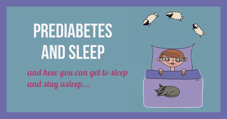 Prediabetes and Sleep