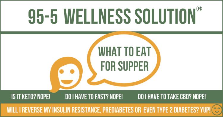 Prediabetes Supper Ideas