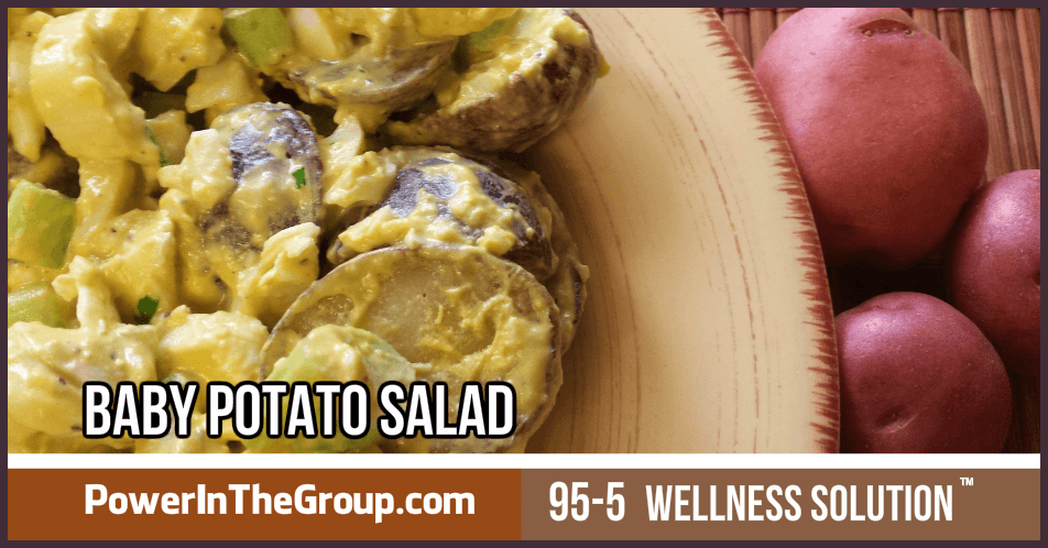 Diabetic Potato Salad