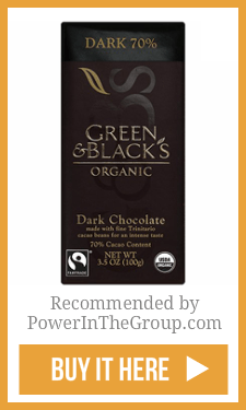 Green and Blacks 70 Dark Chocolate