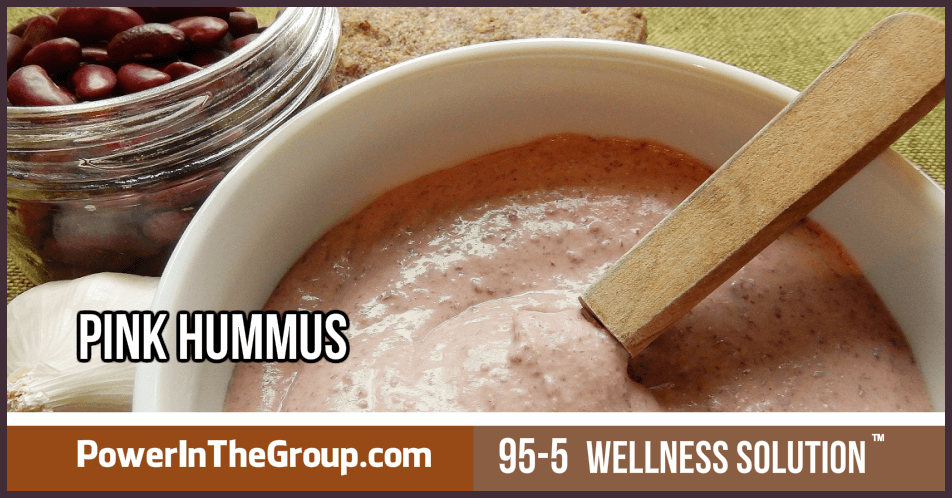 Pink Hummus Recipe