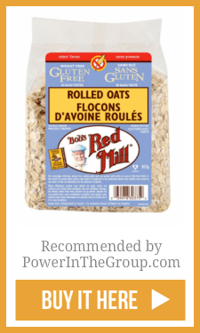 Bob's Red Mill Gluten Free Oats