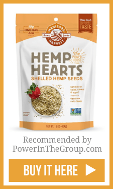 Hemp Hearts BUY