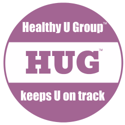 HUG - keeps you on track