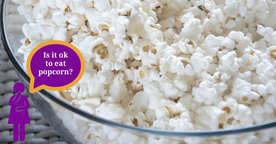 Prediabetes and Popcorn
