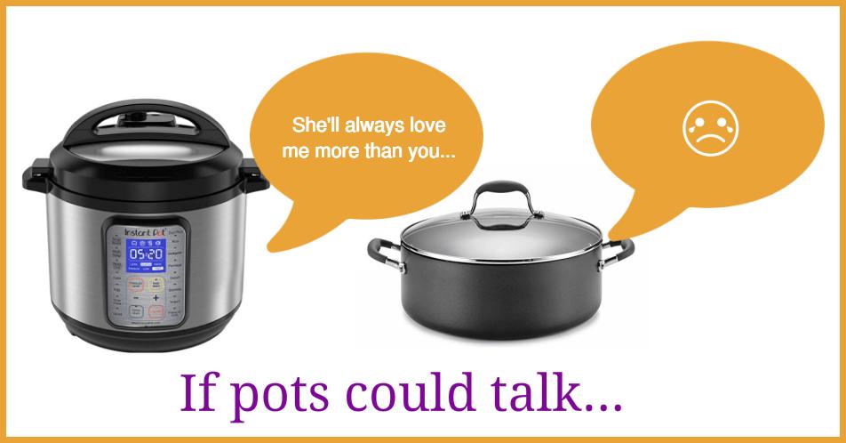 If Pots Could Talk