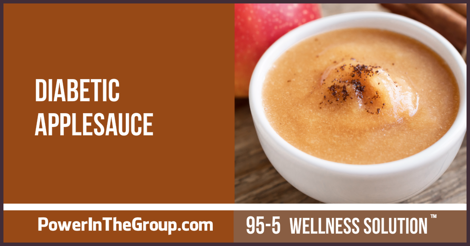 Diabetic Applesauce Recipe
