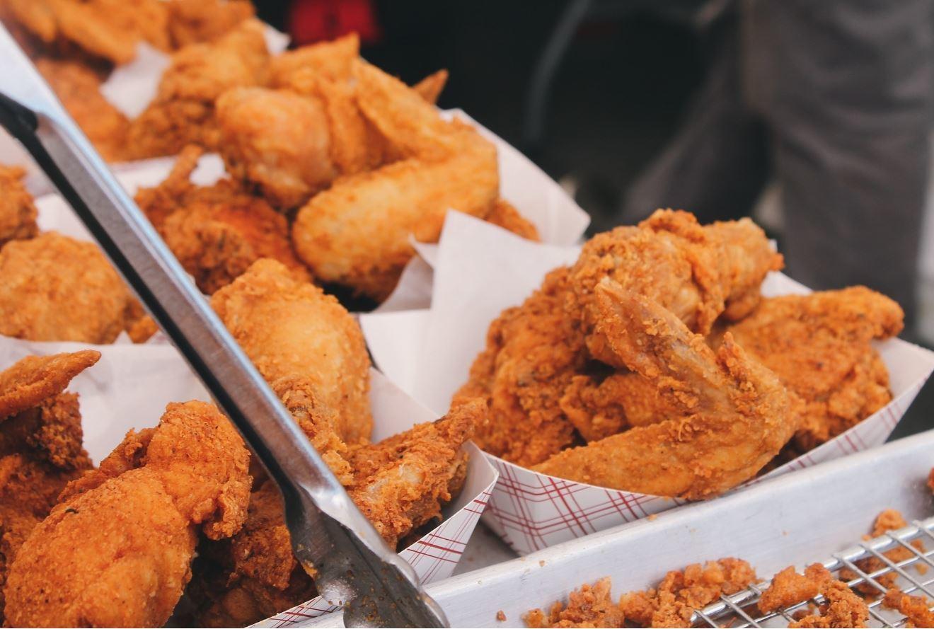 Fried food causes Diabetes and Heart Disease