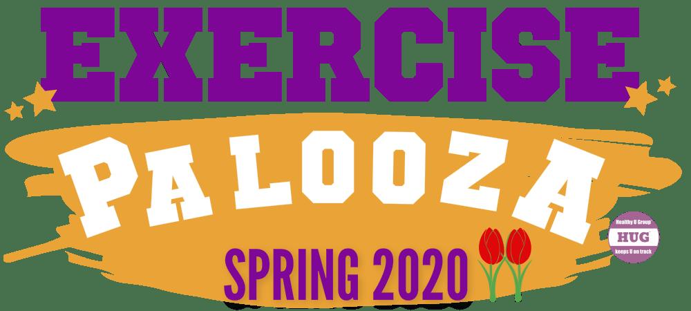 Exercise Palooza Spring 2020
