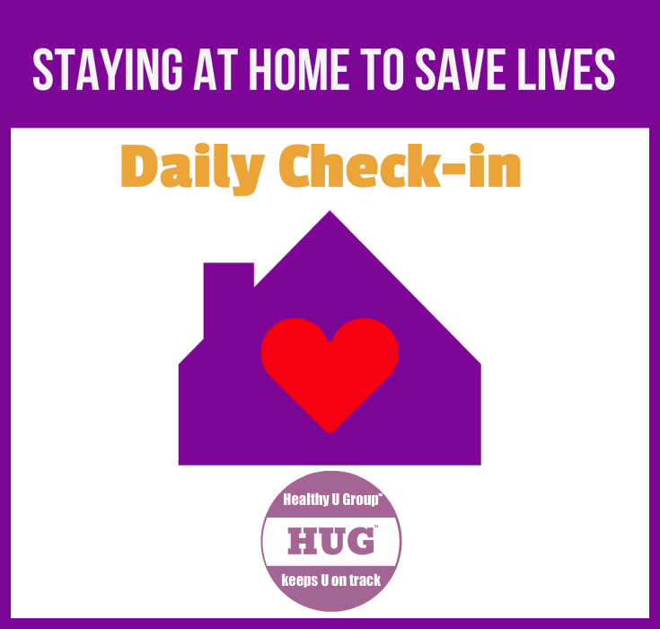 Staying At Home To Save Lives