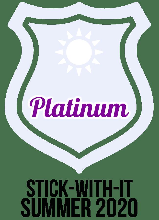 Badge - Platinum