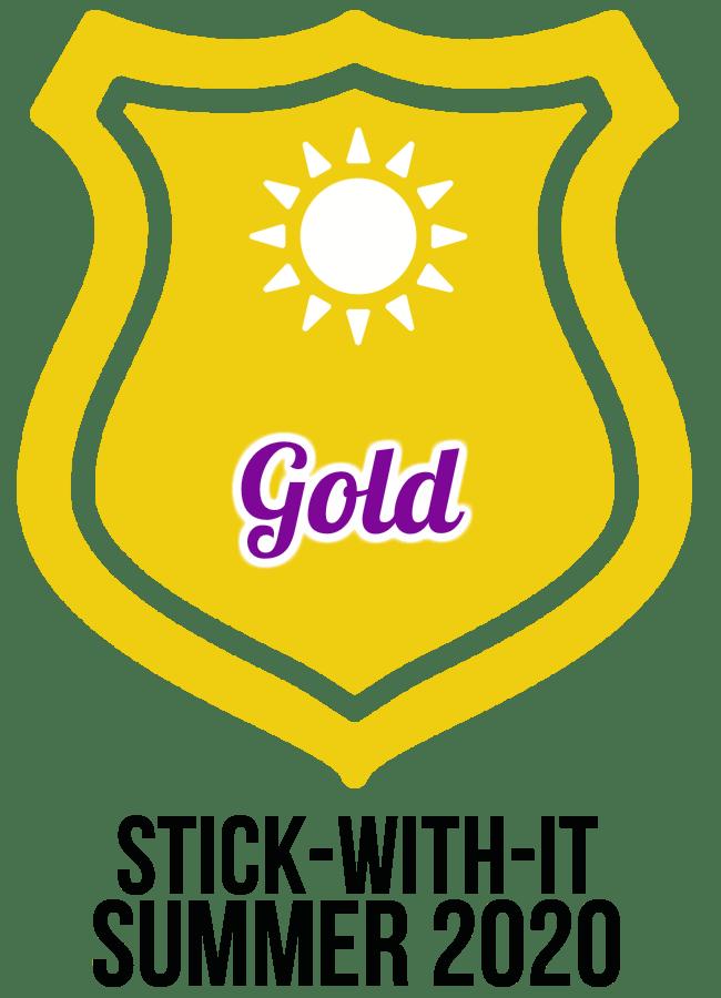 Badge - Gold