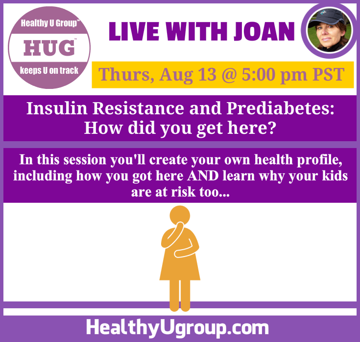 Insulin Resistance and Prediabetes: How did you get here?