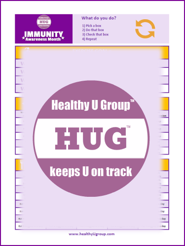 Immunity Awareness Card Oct 2020