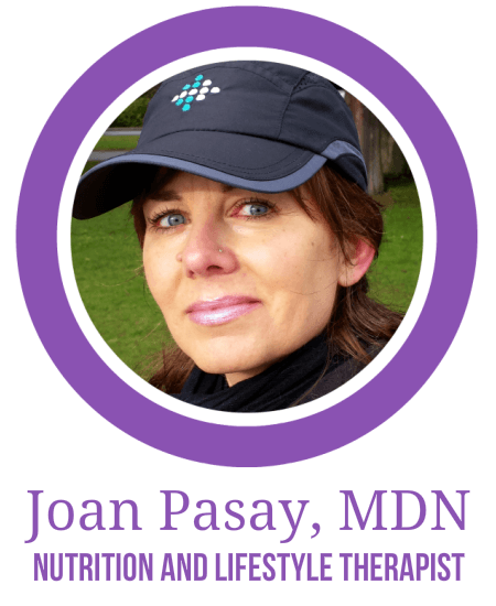 Joan Pasay Nutrition and Lifestyle Therapist
